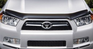 Order your Genuine Toyota Hood Protector today!