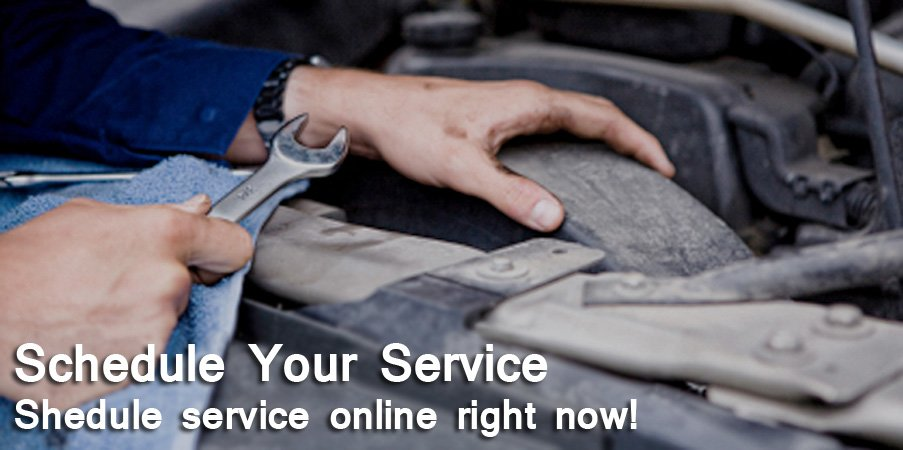 Schedule Your Service Online Now!